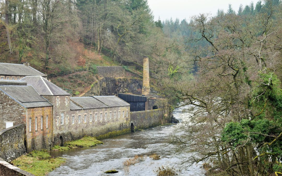 Family Travel: 24 Hours in New Lanark