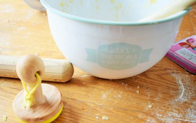 Five Fantastic Benefits of Baking with Kids