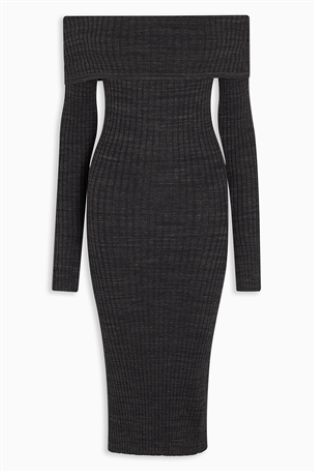 Bardot Knitted Dress £28