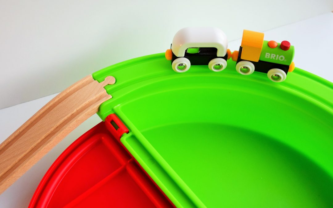 Children's Gift Guide for Car & Train Lovers