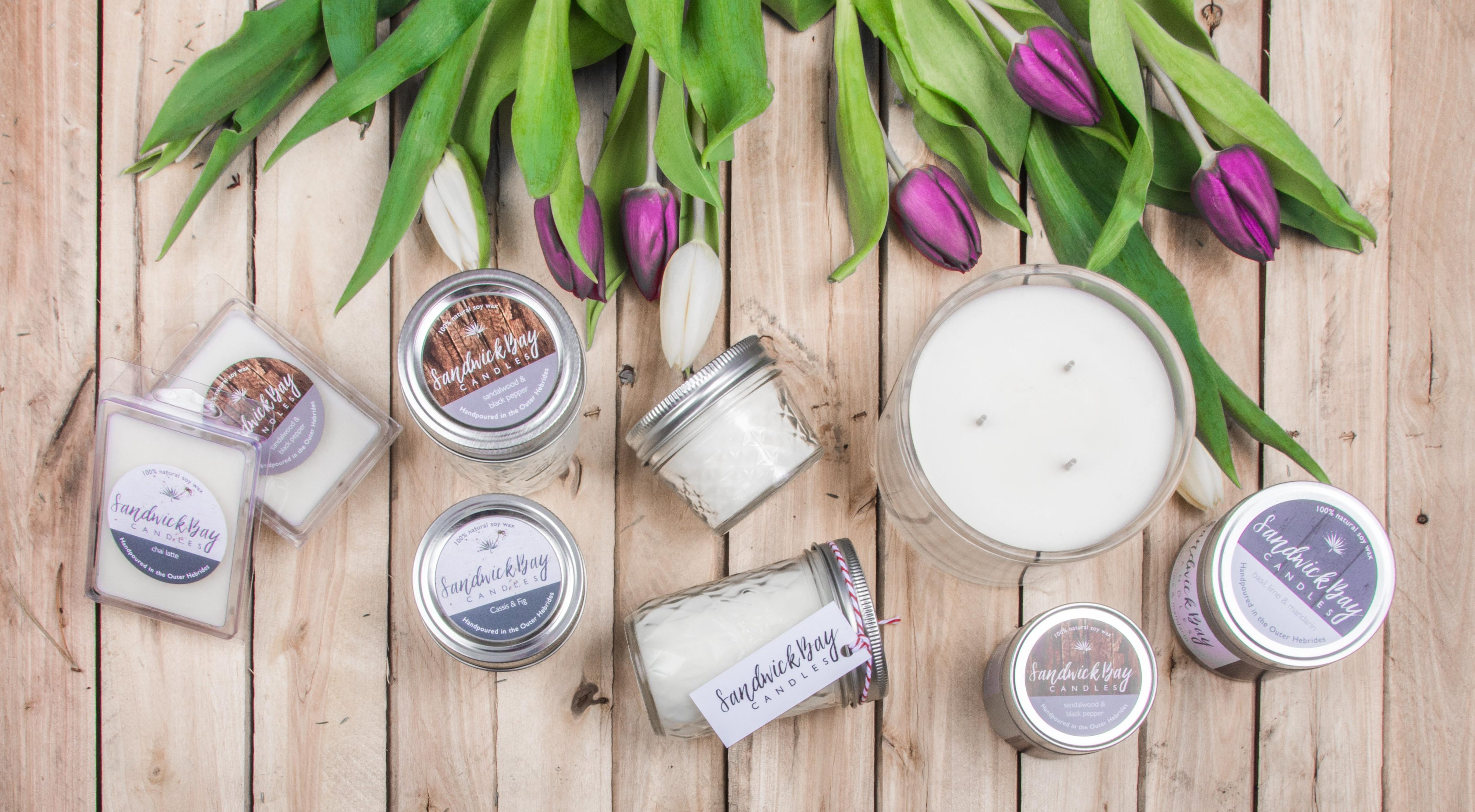 sandwick bay candles subscription box