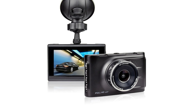 groupon gifts for men dash cam
