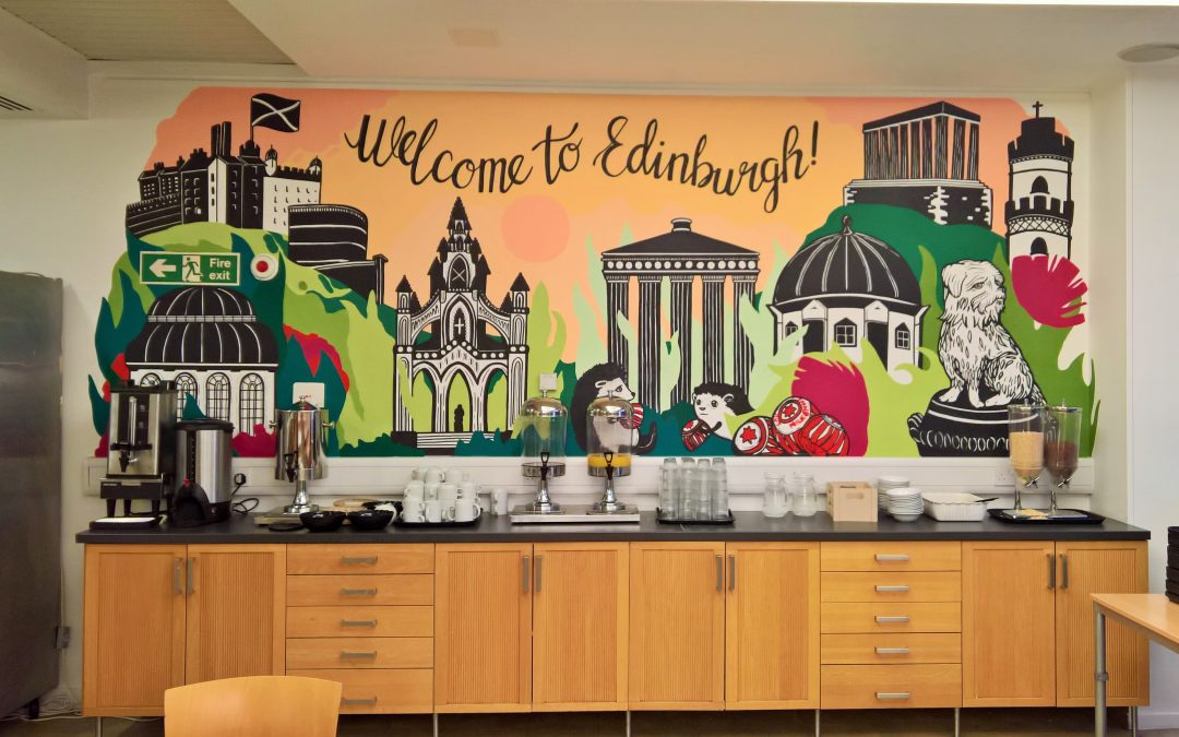 Review: Edinburgh Central Youth Hostel