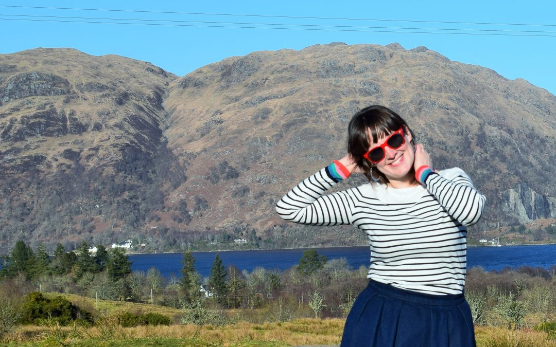 My Style: Boden Breton, Denim Midi & a Sprinkling of Sunshine