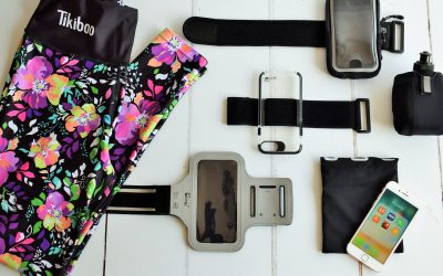 Review: Phone Arm Bands From Revere Sport + Giveaway