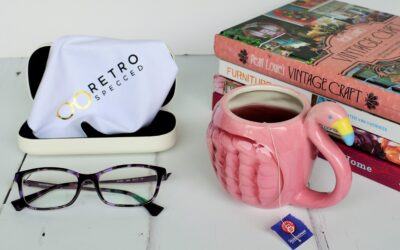 Ethical Brand: Introducing Retrospecced + Upcycled Glasses Review
